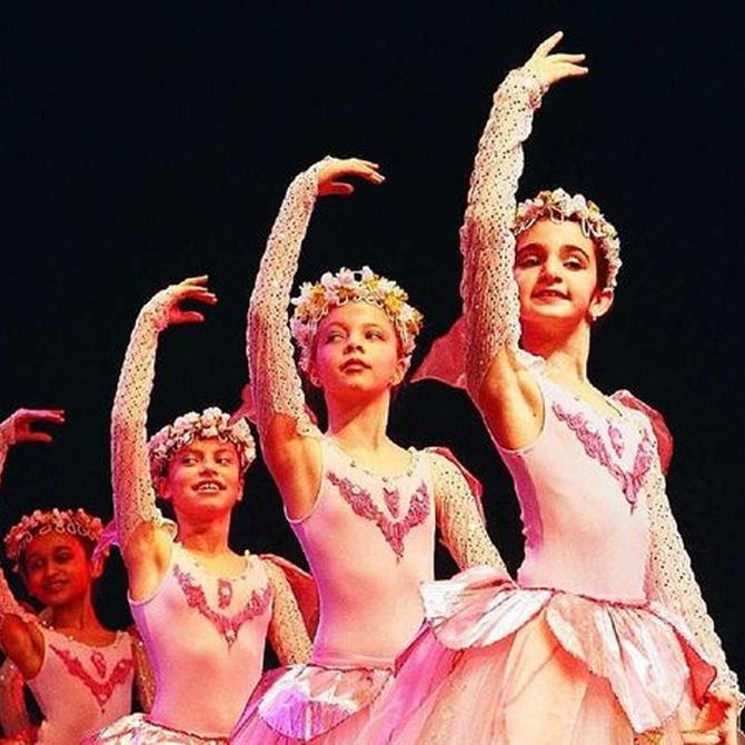 Las posiciones básicas de los brazos en el ballet