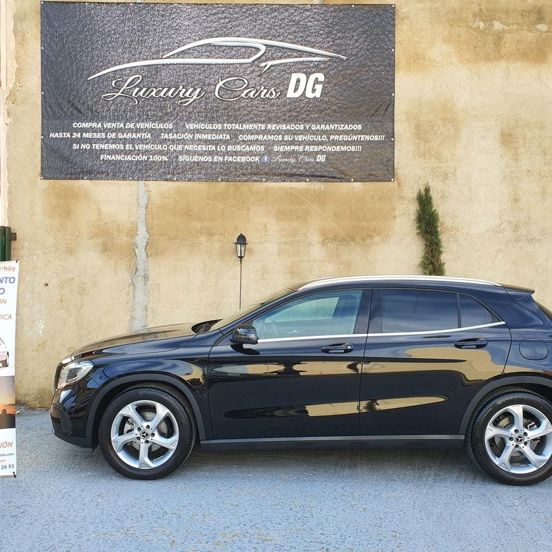 Mercedes GLA Sport line: Venta de vehículos de Luxury Cars DG