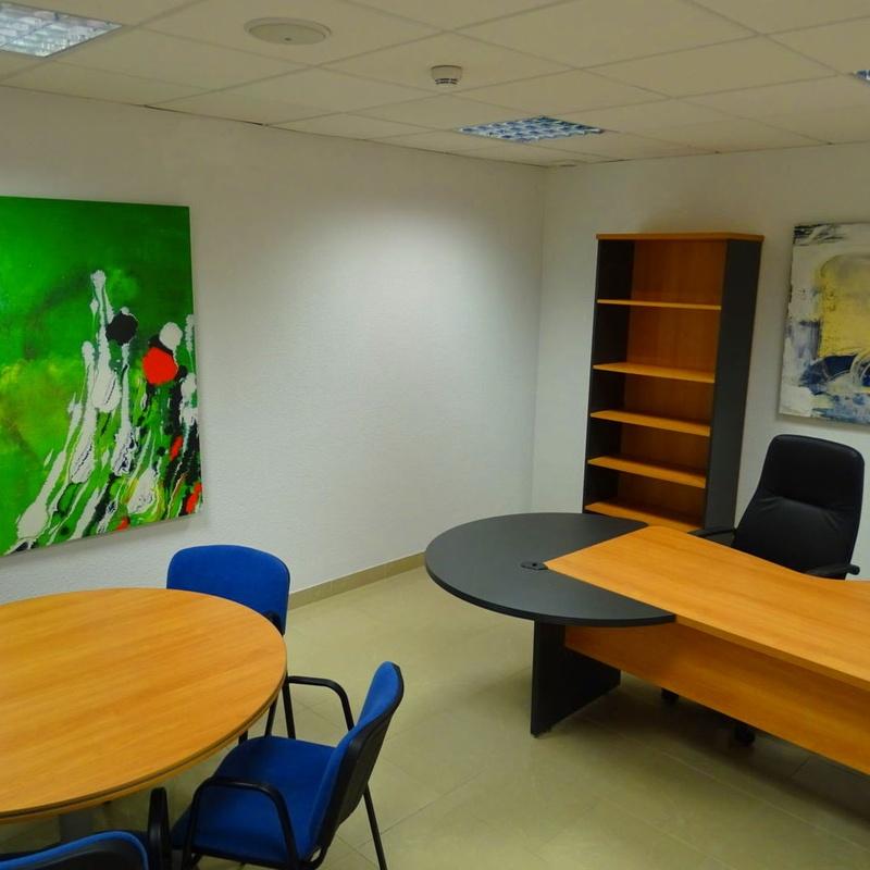 Despachos varios puestos: Servicios de Centro de negocios Son Castelló