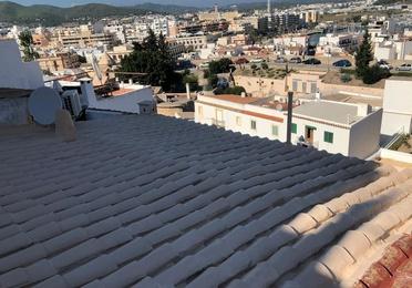 Reparaciones de tejados, cubiertas, fachadas
