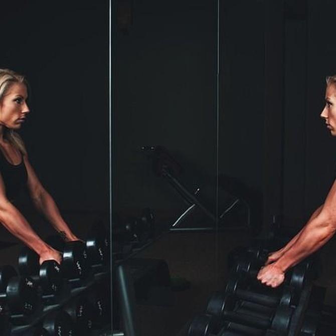 Hábitos saludables en el gimnasio