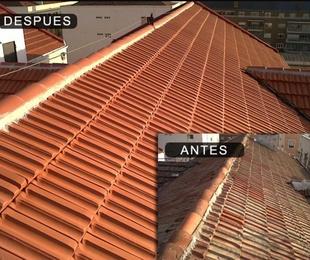 Rehabilitación y reparación de tejados
