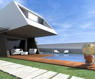 Moderna Casa de Diseño en Playa de Melenara