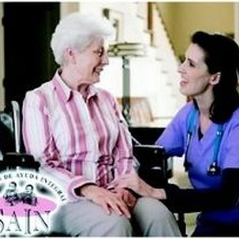 Fisioterapeutas: Servicios de Sain Servicios, C.B.