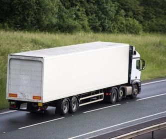 Transporte de residuos: Servicios de Transerrasol