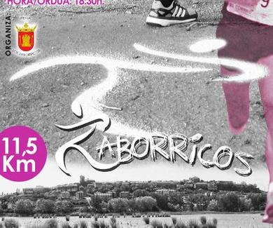 Carrera popular Villa de Laguardia 2019 Los Zaborricos