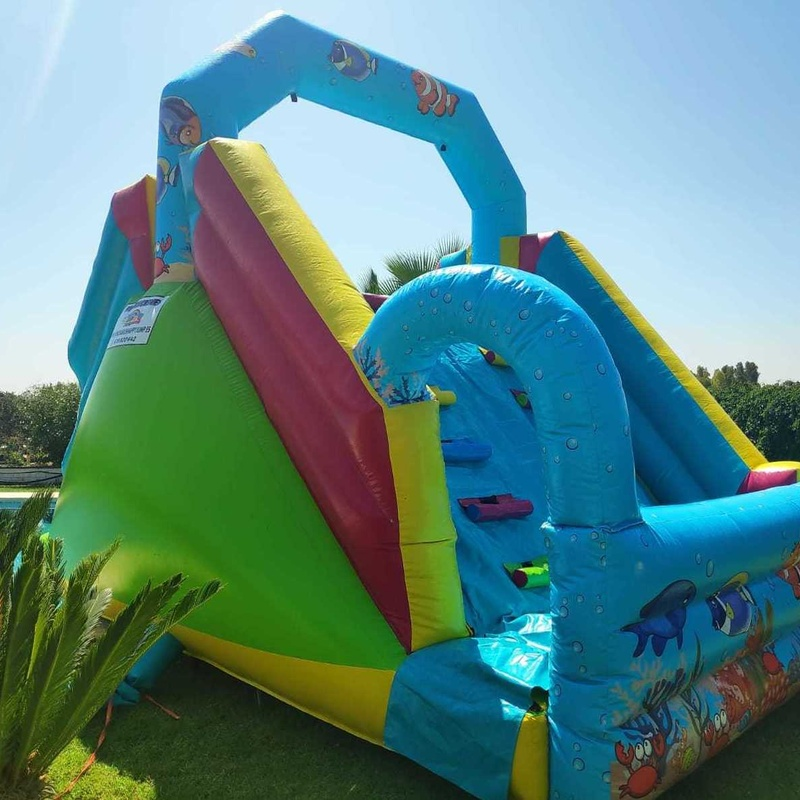 Borde de piscina : Catálogo de Hinchables Happy Jump