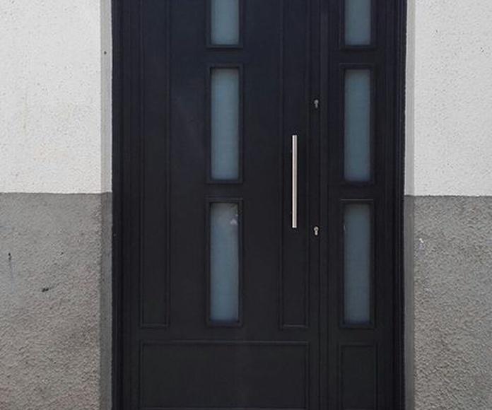 Puertas: Servicios de ALUPEGS