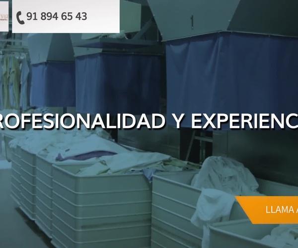 Lavanderías industriales en San Martín de la Vega | Intexlava, S.L.