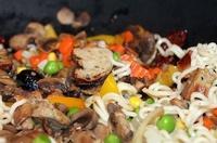Alguno de nuestros platos: Nuestros platos y servicios de Restaurante Asiático Xing