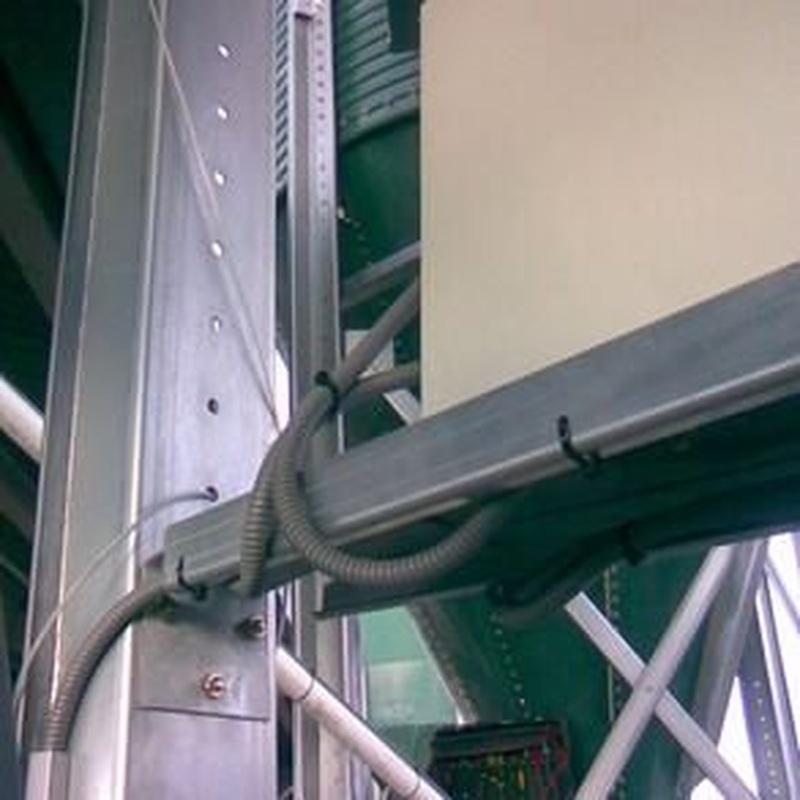 Pesadora de silos: Servicios de Pesajes La Mancha | Básculas Industriales