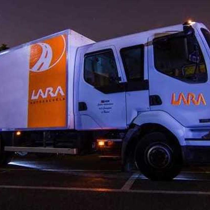 Nuestros vehículos: Permisos y Cursos de Autoescuela Lara - Valsan