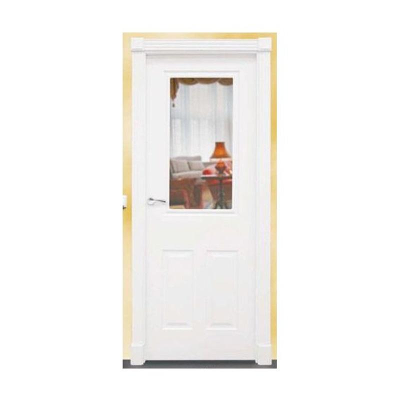 Puertas para comedor con cristales en el Putget