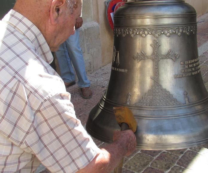 Fundición de campanas