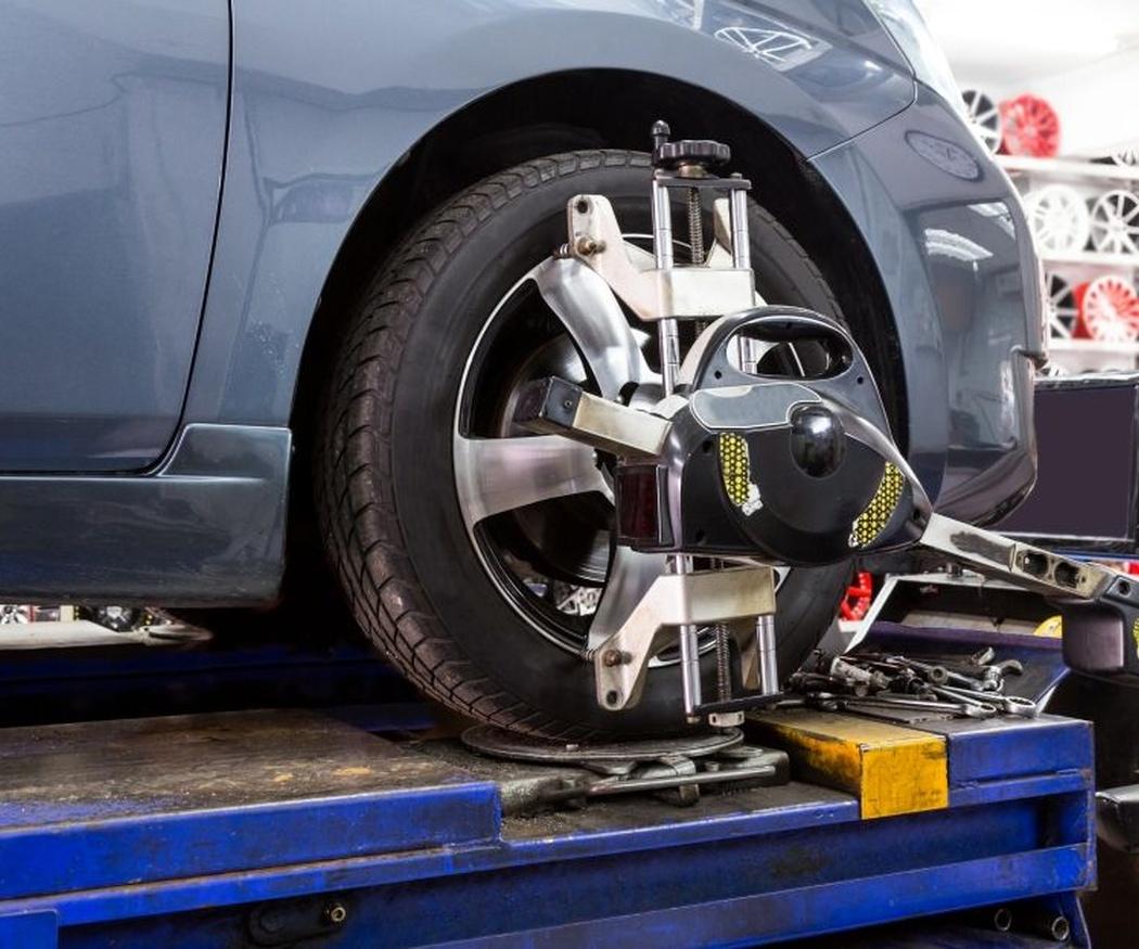 En qué consiste el alineado de neumáticos