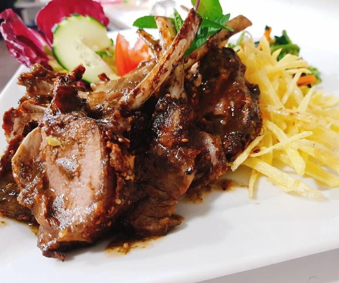 Carnes: Carta de Restaurante Los Remos Lázaro