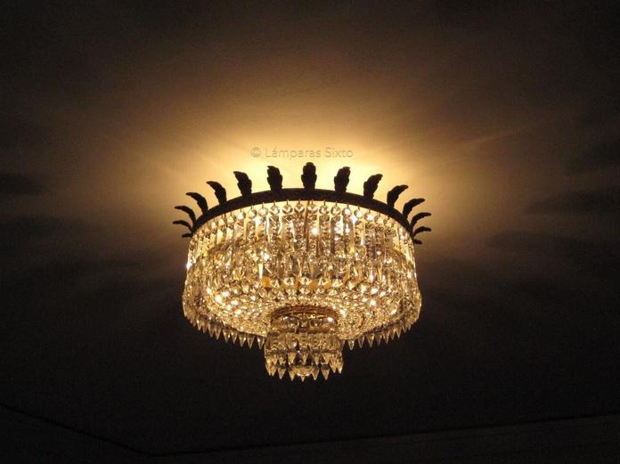 Iluminación sencilla. Calidez en el hogar.: Catálogo de Restauración de Lámparas y Arañas