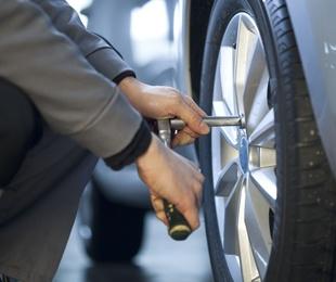 Venta y reparación de neumáticos