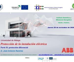 CONFERENCIA Protección de la Instalación Eléctrica. Protección Diferencial