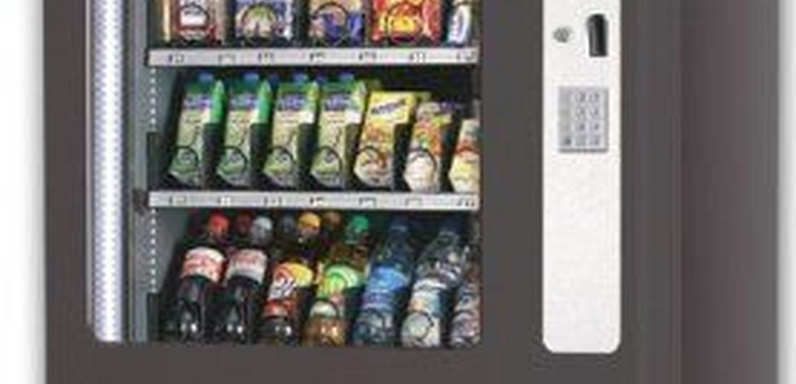 Máquinas de vending en Guipúzcoa de comida rápida de marca