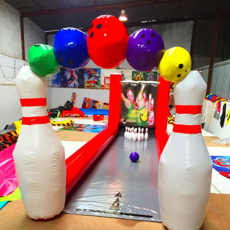 Mini Juegos Deportivos : Catálogo de Hinchables Happy Jump