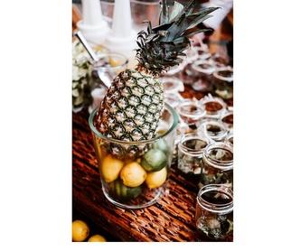 Vino español: Catering de La Bonnotte Catering