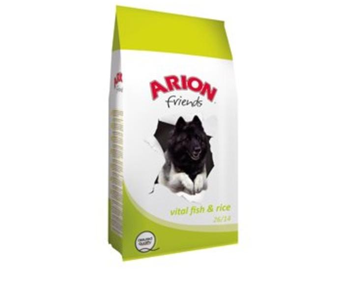 Arion Original: Nuestros productos de Nutrinatura