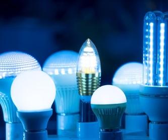 Componentes y accesorios: Productos y servicios de Electricidad Felip Manteca