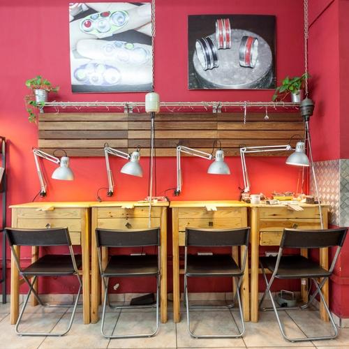 Escuelas de joyería y engastado en Barcelona | puigBCNjoies Escola Taller de Joieria
