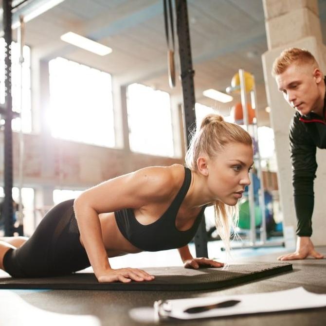 Un entrenamiento adecuado te ayudará a pasar las oposiciones