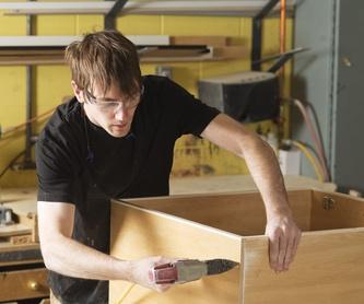 Dormitorios : Servicios de Sandica Industria del Mueble, S.L.