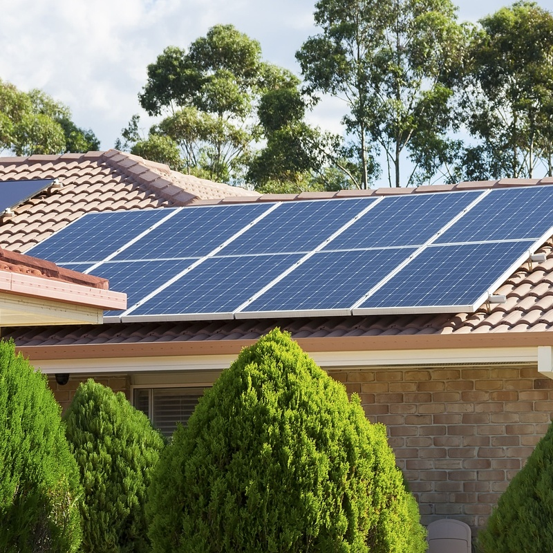 Energías renovables: Servicios de Luzmagas Central