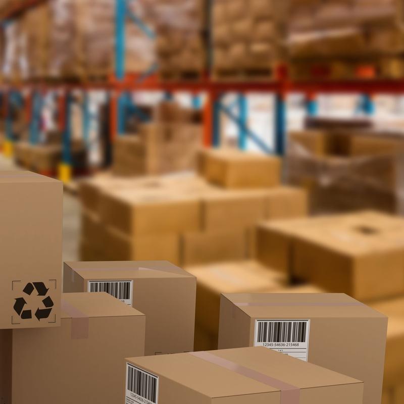 Logistics warehouse: Services de EAD Euro Almacenamiento y Logística