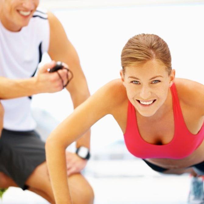 Los beneficios de escoger un plan de entrenamiento personal