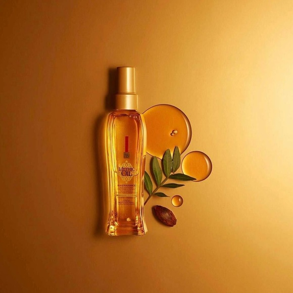 Nuestro aceite Mythic Oil dé L'oreal  }}