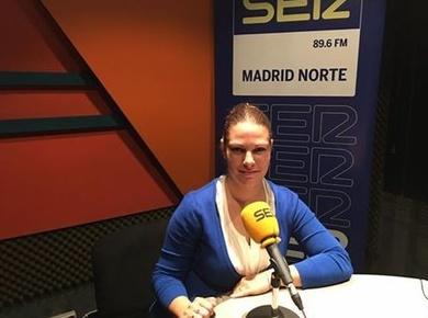 Entrevista en Cadena Ser madrid Norte