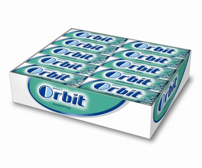 Chicles ORBIT & FIVE: Productos de Sarigabo, S. L.