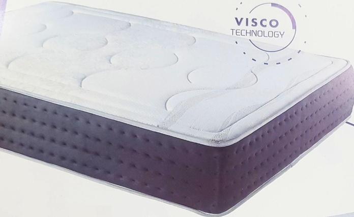 colchon visco muelles: Productos  de Muebles Llueca, S. L.