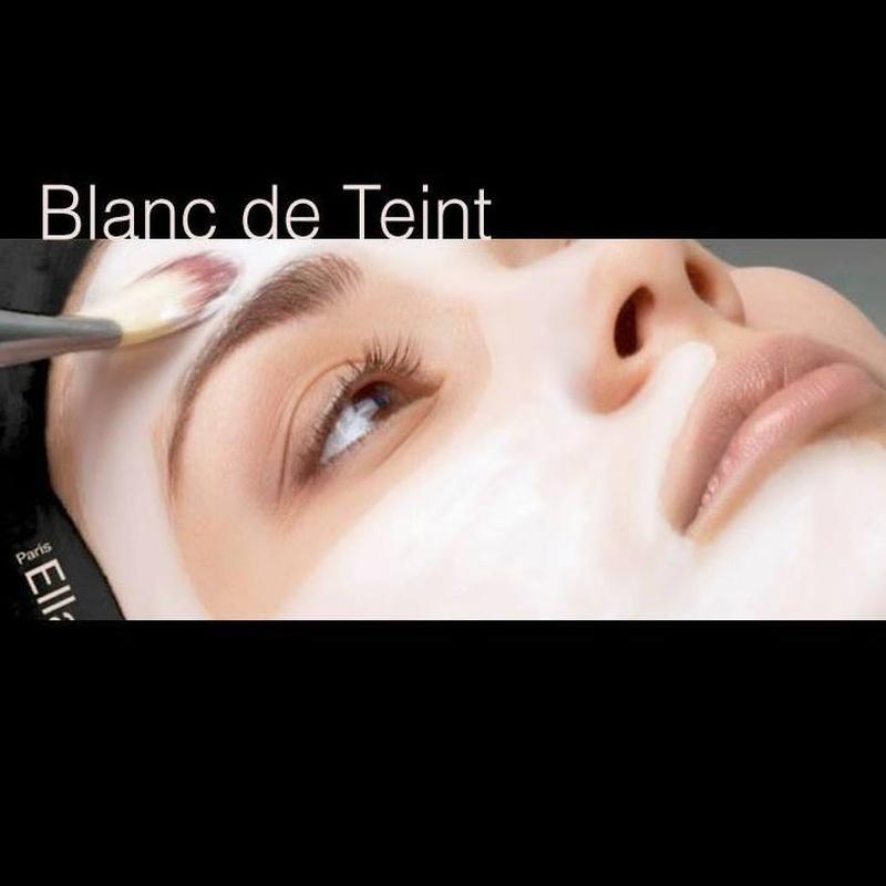 Tratamiento facial para las manchas Blanc de Teint