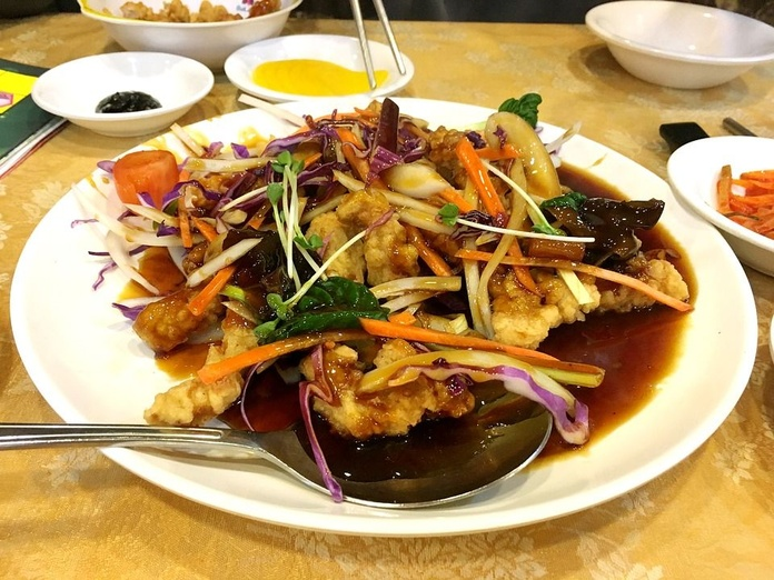 Menú para 4 personas: Carta de Restaurante Chino Jade