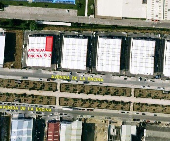 Nave industrial en alquiler en Fuenlabrada: Servicios de Inmofer, S.L.
