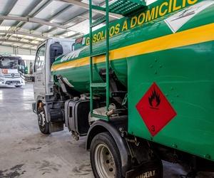 Nuestro gasóleo es sometido a rigurosos controles exigidos por la autoridad