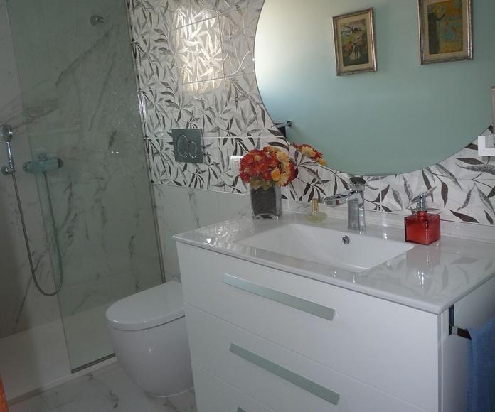 Reformas de baños: Servicios de Ardi 2000