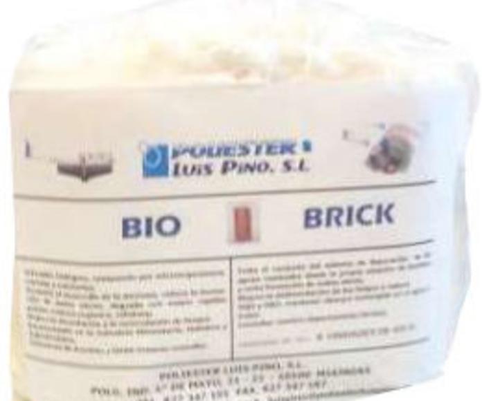 Material Biológico: Servicios y Productos de Poliéster Luis Pino