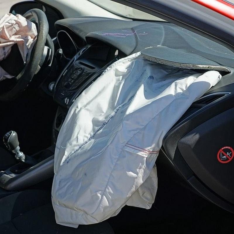 Reparación de sistemas airbag: Servicios de Taller José