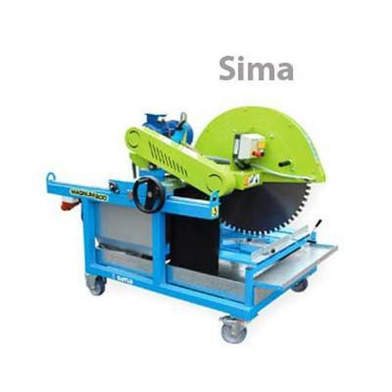 Productos de la marca Sima: Servicios de Metsa Ciudad Real, S.L.