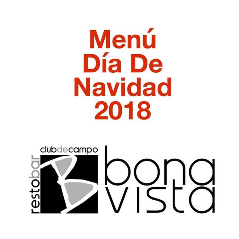 Menú día de Navidad 2018: Carta y Menús de Restaurante Bonavista