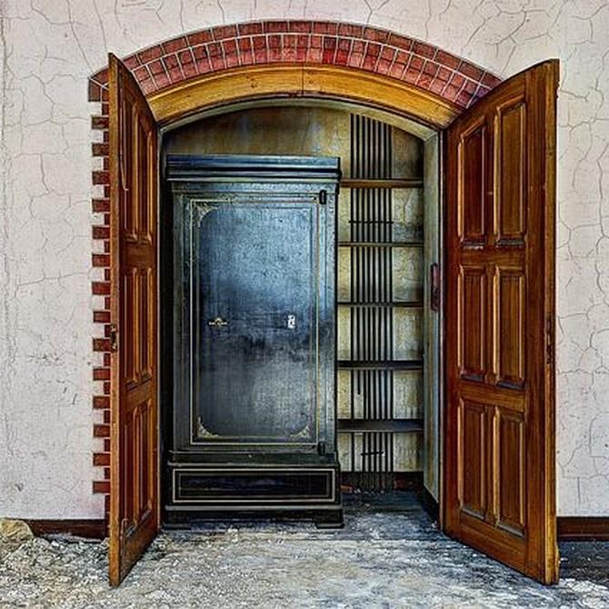 La historia de los armarios