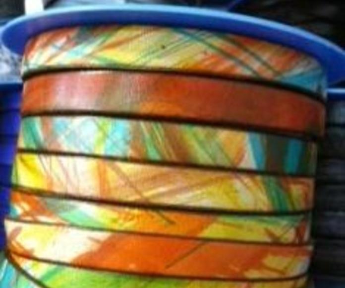 Vaquetilla Moldeada Multicolor
