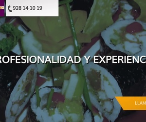 Sushi and japanese food in San Bartolomé de Tirajana | Restaurante SushiMex
